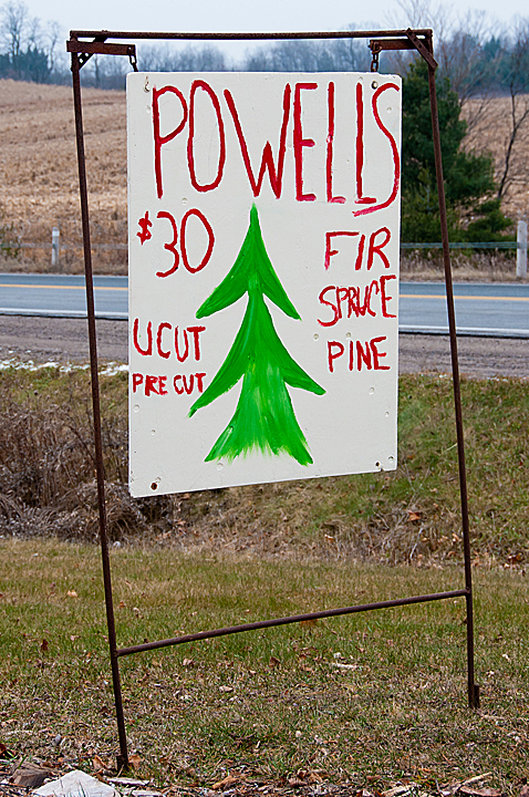 Powells Christmas Tree Farm