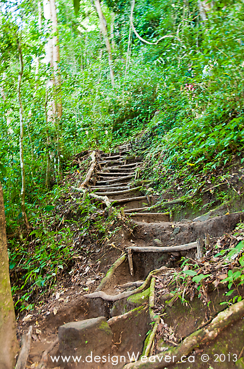 Gros Piton Nature Trail