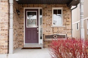 79 Allworth Cres., Bowmanville - Front Entrance