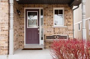 79 Allworth Cres., Bowmanville - Front Entrance