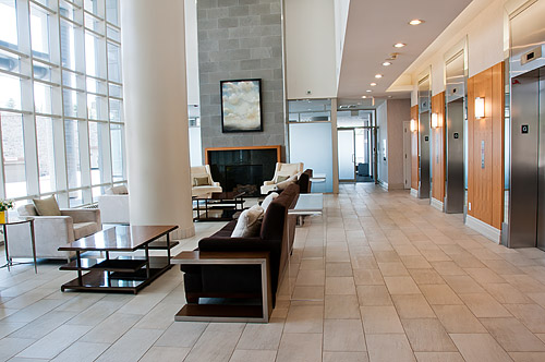 15 Windemere Ave., Toronto - Lobby