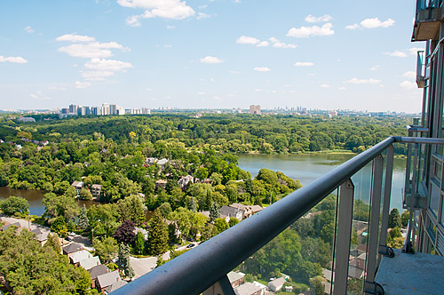 15 Windemere Ave., Toronto - Balcony View