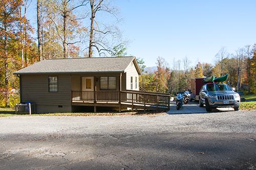 Fontana Village Cabin