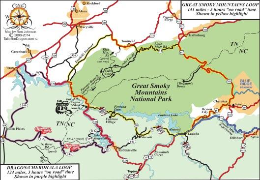 Smoky Mountains Loop