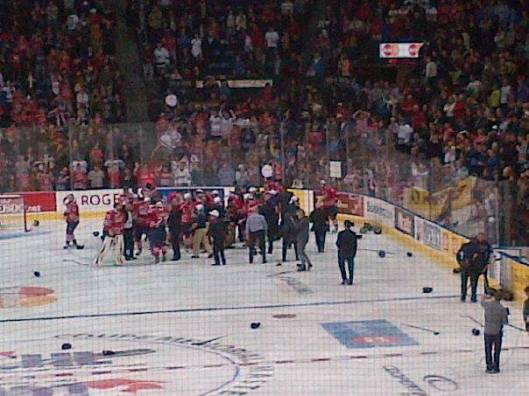 Memorial Cup Quebec City