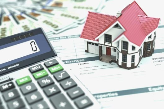 Property Taxes & New Homes