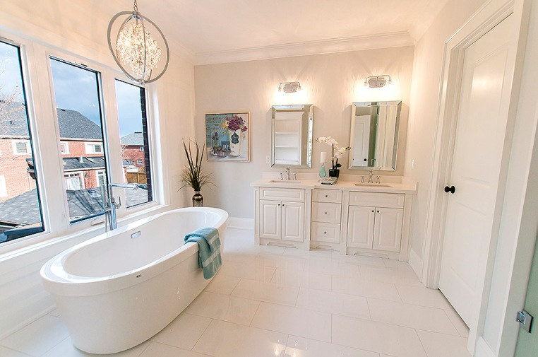 715 Hickory St. North, Whitby - Master Ensuite