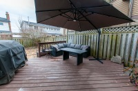 106 Andrea Rd., Ajax - Patio