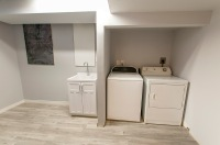106 Andrea Rd., Ajax - Laundry Room