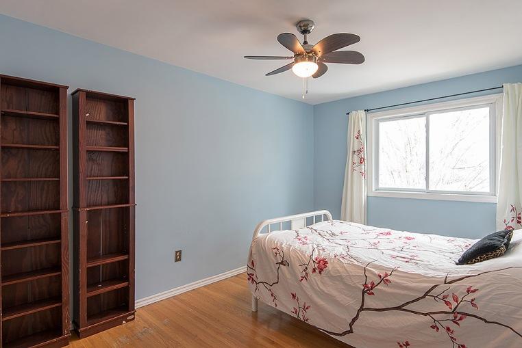 890 Cumberland Ave., Peterborough - Master Bedroom