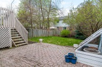 12 John Walter Cres, Courtice - Back Yard
